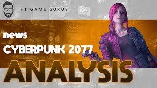 Cyberpunk 2077 First Trailer Analysis | News
