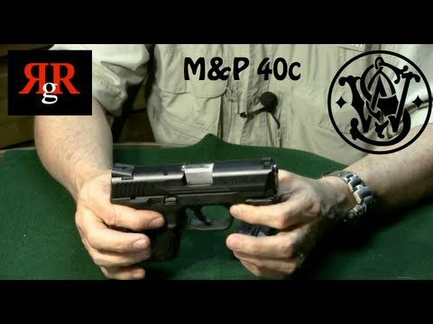 Smith & Wesson M&P 40c / GoPro HD Hero2
