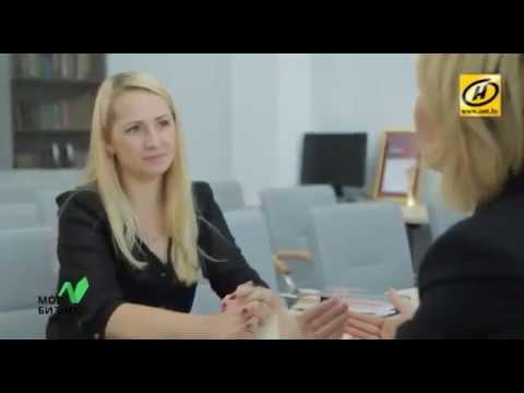 Ольга Бельская - преподаватель Бизнес-школы ИПМ в проекте телеканала ОНТ Мой бизнес.