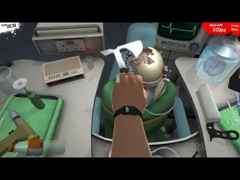 GameSpot Reviews - Surgeon Simulator 2013