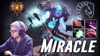 Miracle Arc Warden | Dota 2 Pro Gameplay