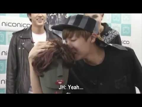 140606 [FULL ENG SUB] What BTS would say to a girl after a date - CUT