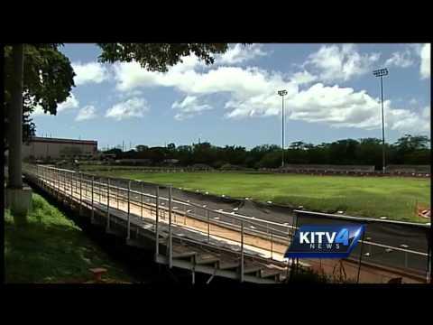 Contaminants found beneath Radford High School track