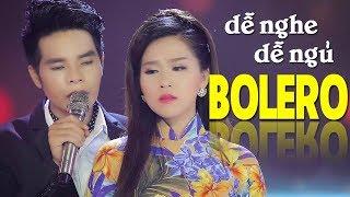 Nhạc Vàng Bolero Gây Nghiện Hay Nhất 2018 - Lk Nhạc Trữ Tình Bolero Chọn Lọc Dễ Nghe Mà Cũng Dễ Ngủ