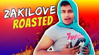 Bangla Funny Video | ZakiLove (ROASTED) | Episode 2 | TahseeNation