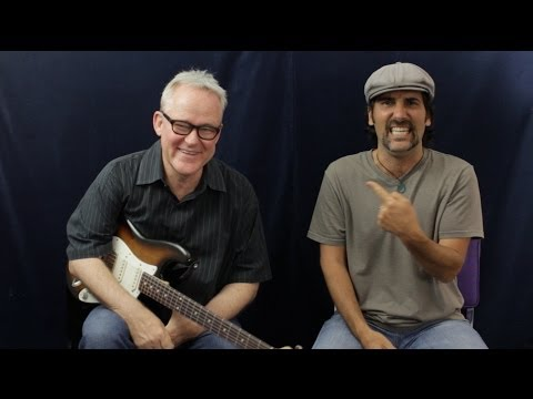 Hendrix Style Blues Soloing - With  LA Session Master - Tim Pierce - Guitar Lesson