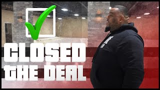 CLOSED THE DEAL ON GTA GARAGE