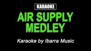 Karaoke - Air Supply Medley