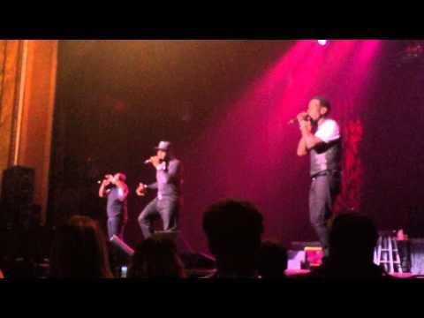 Boyz II Men - Water Runs Dry (Live @ the State Theater, New Brunswick, NJ  8/14/14)