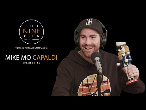 The Nine Club With Chris Roberts   Episode 26 - Mike Mo Capaldi