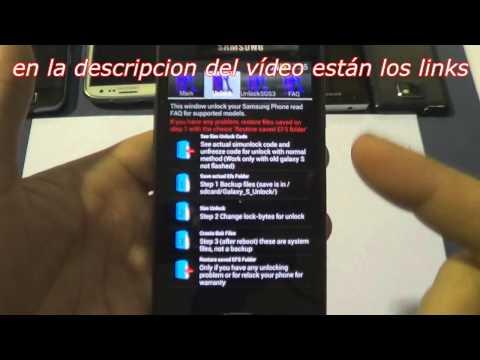 Liberar Galaxy S2 gratis - Desbloquear SIM - SIM UNLOCK FREE