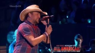 Jason Aldean Sings 34 You Make It Easy 34 Live In Concert Iheartradio 2018 Hd 1080p