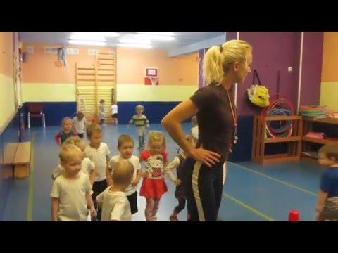 Физкультура в детском саду. Младшая группа