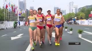 IAAF Race Walking Team Championships Taicang 2018 - 10km U20 Women and 20km Men