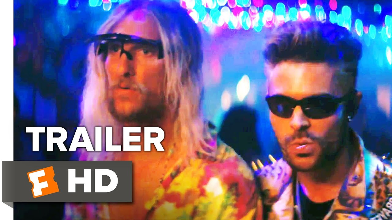 The Beach Bum Teaser Trailer #1 (2019) | Movieclips Trailers