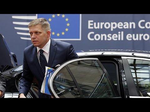 Slovakia takes over EU presidency amid Brexit fallout
