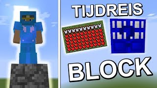 DE TIJDREIS LUCKY BLOCK! (SUPER OVERPOWERED!)