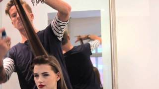 Ben Cooke shows you how to create hollywood hair