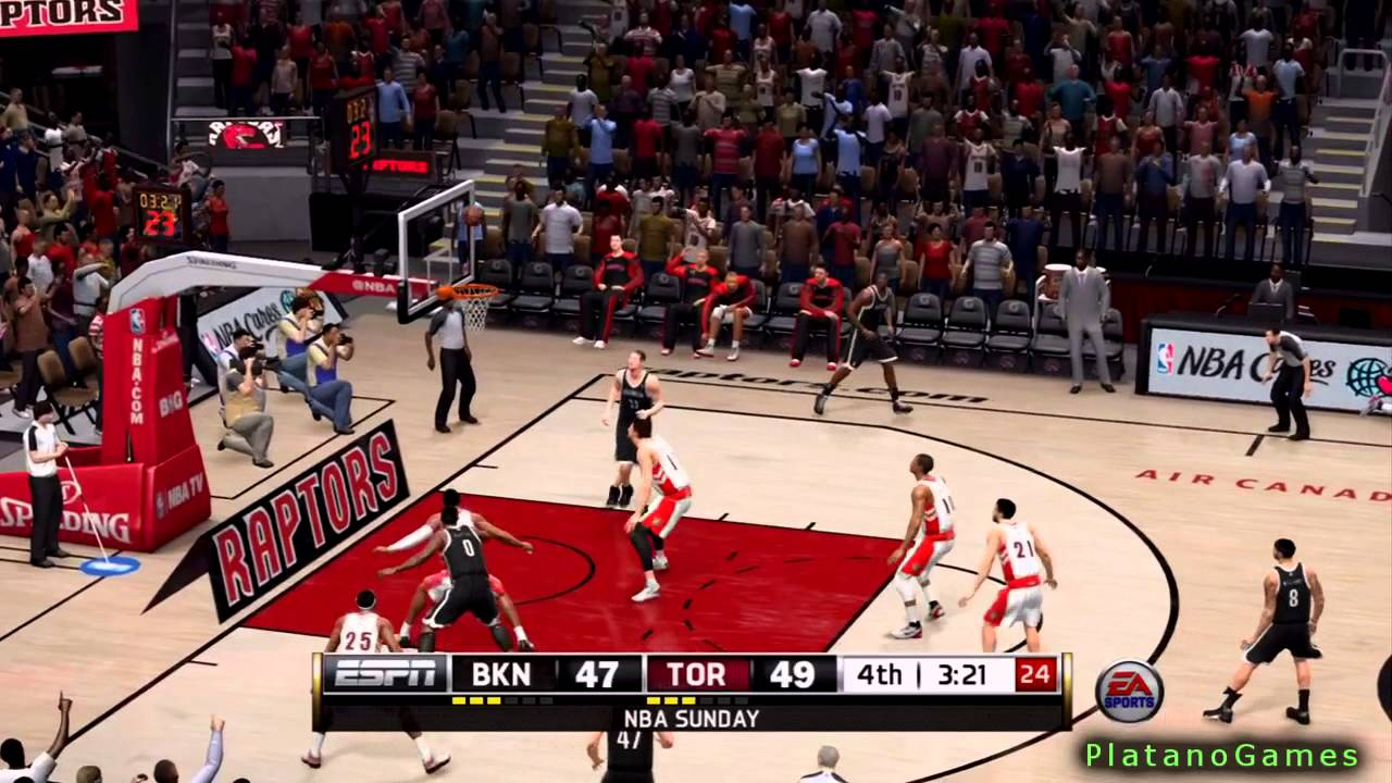 NBA Playoffs - Brooklyn Nets vs Toronto Raptors - Game 7 ...