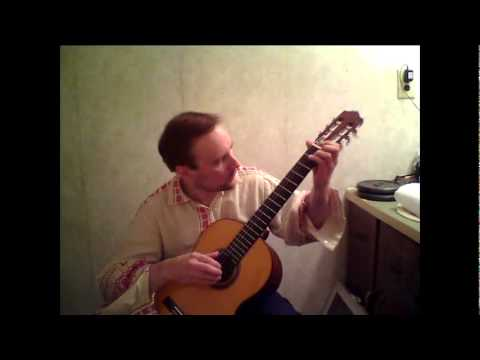 Dark Eyes (Russian Folk Song) played by Frank Grigonis