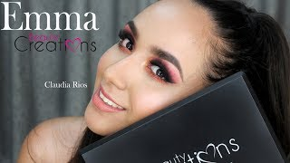 Emma 35 eye shadow color pro palette | Beauty Creations | Primavera