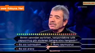 Kim milyoner olmak ister 29 eylül 2014 Selçuk Yöntem 377. bölüm tek parça izle
