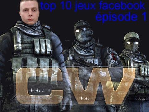 Top 10 jeux facebook épisode 1: Contract Wars