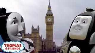 Mayhem and Her Majesty | Gordon's Grand Adventure Ep 3 | Thomas & Friends