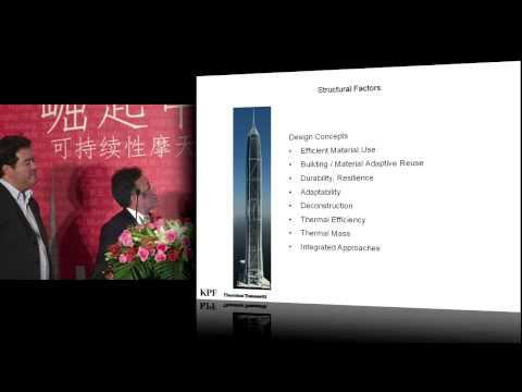"CTBUH 2012 Shanghai Congress - Malott & Poon, ""Ping An Finance Center: Pioneering China's Tallest"""