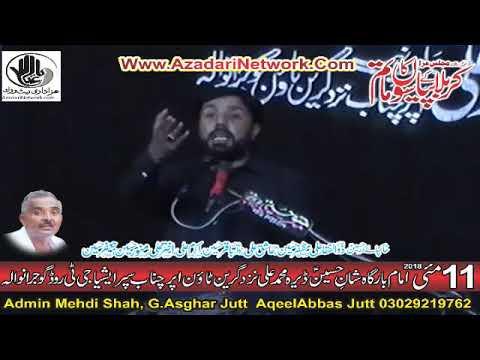 Zakir Taqi Abbas Qeyamat 11 May 2018 Green Town Gujranwala