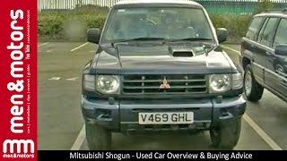 Mitsubishi Shogun - Used Car Overview & Buying Advice