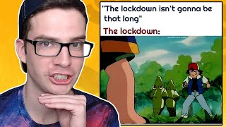 Lockdown Pokemon Meme Review