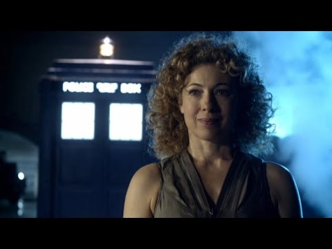 "Moffat Teases ""Outrageous"" River Song in Dr Who Christmas Special"