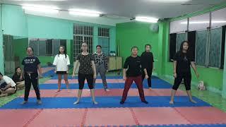 NTN Q5- Circus- Nhóm 1- Nhảy hiện đại căn bản lớp cô Nhân