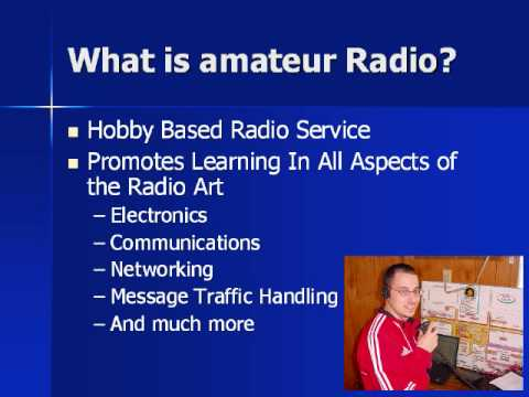 Boston Marathon Ham Radio Video 1/2 - Part 1/2