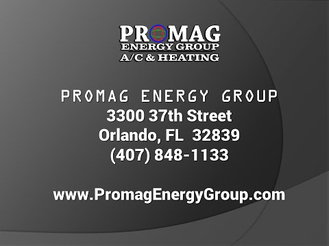 ProMag Energy Group REVIEWS - Air Conditioning Orlando FL