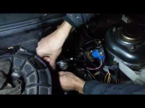 Фото №19 - замена главного тормозного цилиндра ВАЗ 2110