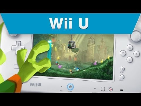 Wii U – Rayman Legends Gamescom Trailer