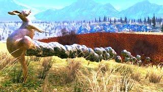 UEBS - Amazing Kangaroo Balls! - Ultimate Epic Battle Simulator Gameplay