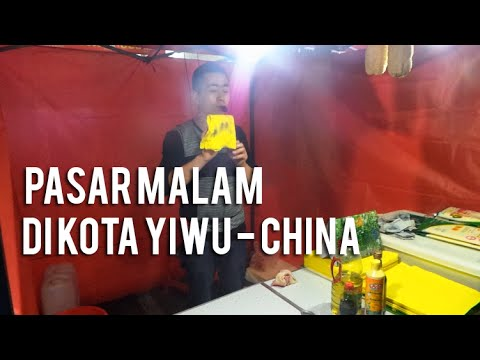 Tour Ke Kota Yiwu China