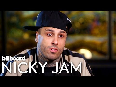 Nicky Jam – Latin Billboard 2016 (Entrevista en Inglés) videos