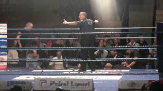 Tadas Jonkus Vs Giuseppe Patane El Dinamita Trieste Fight Night 2011