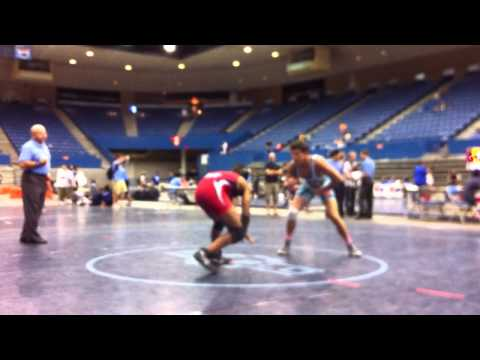 Conner Watanabe western regionals Gold Medal Final Match