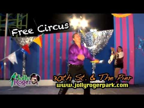 "Jolly Roger Amusement Parks - ""Circus 2013"""