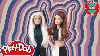 Play Doh Ariana Grande ft. Iggy Azalea - Problem Inspired Costume (2) Play-Doh Craft N Toys
