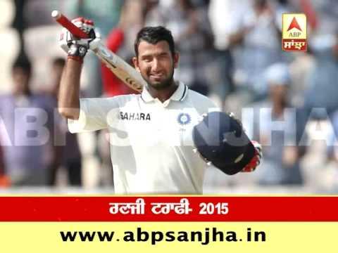 Ranji Trophy: Cheteshwar Pujara Hits Century