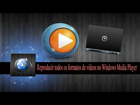 Reproduzir todos os formatos de vídeos no Windows Media Player