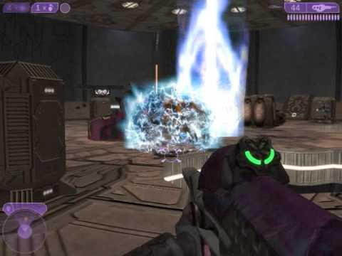 Halo 2 - the easy way to kill tartarus