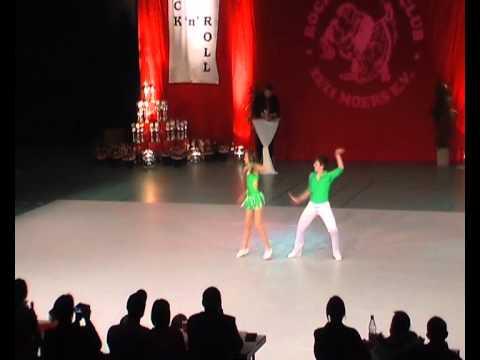 Selina Pietzko & Max Leidemer - Großer Preis von Deutschland 2011
