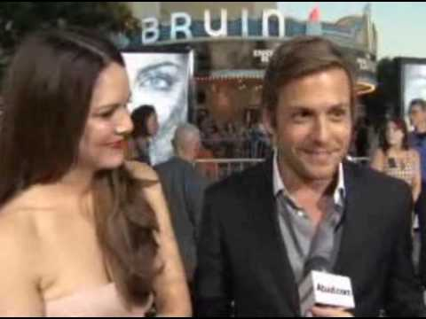 Gabriel Macht & Jacinda Barrett - Whiteout Premiere Video